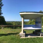 vue panoramique rivière Outaouais Champlain